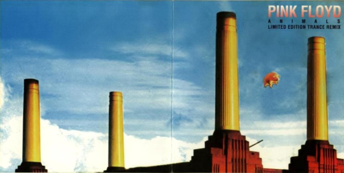 Nick Mason- Album Artwork